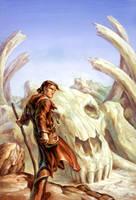 Dragon bones by vidagr