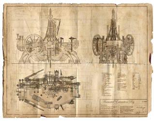 A-E-R blueprint by vidagr