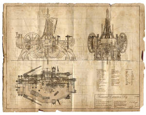 A-E-R blueprint