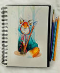 Fox fren~