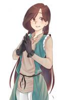 [Request] Mizu by hannitee