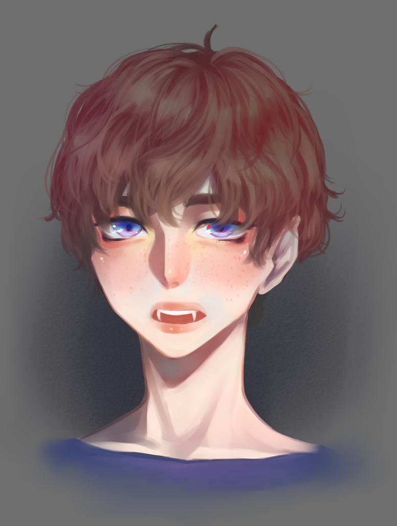 charming boy by hannitee