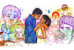 Slumdog Millionaire by GreenWhimsy