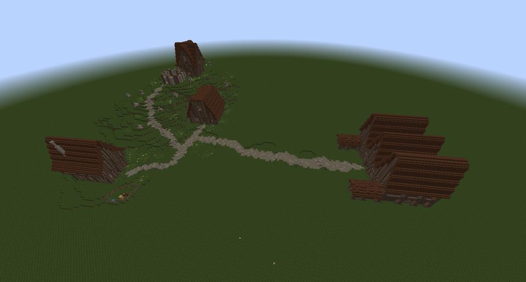 Zelda Gears Of Time fan Minecraft map! by AttackOfTheJack