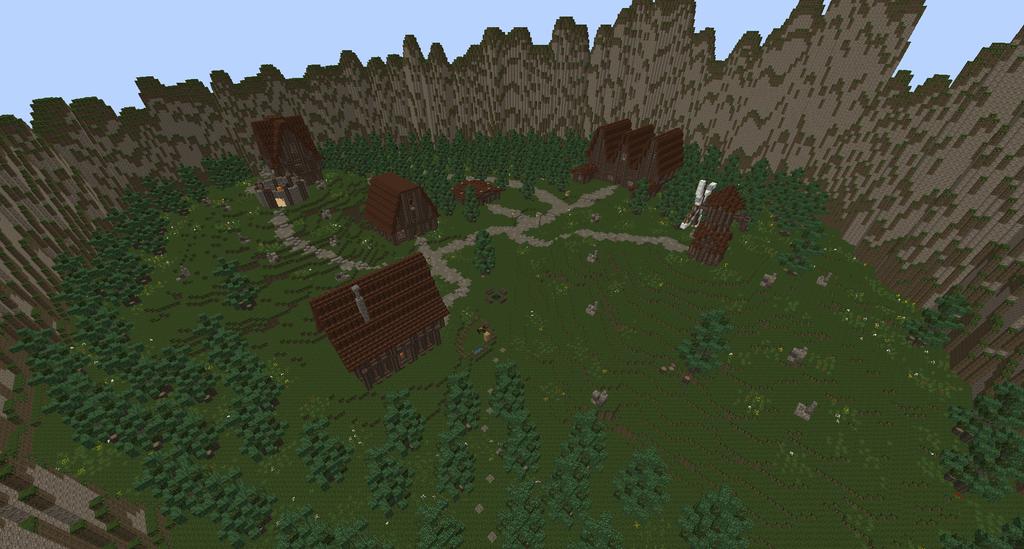 Zelda Gears Of Time: Bayland Village! by AttackOfTheJack