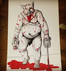 Piggsy tintas - inks