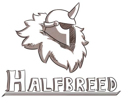 Halfbreed Logo