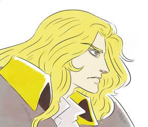 Alucard SOTN by PlsGoot