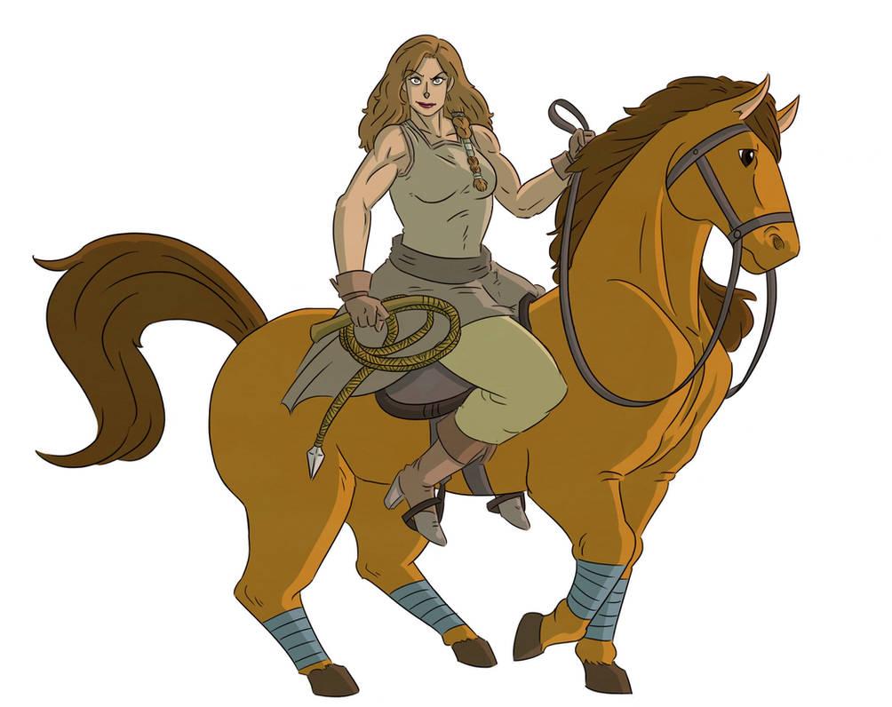 Jinete - Rider