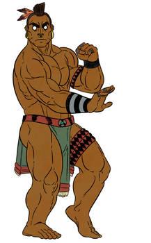 Guerrero Antiguo - Ancient Warrior