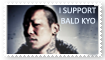 I Support Bald Kyo by japanmeonly