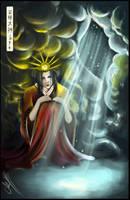 Amaterasu no Kami by japanmeonly