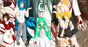 Alice Human Sacrifice by Oshiroification