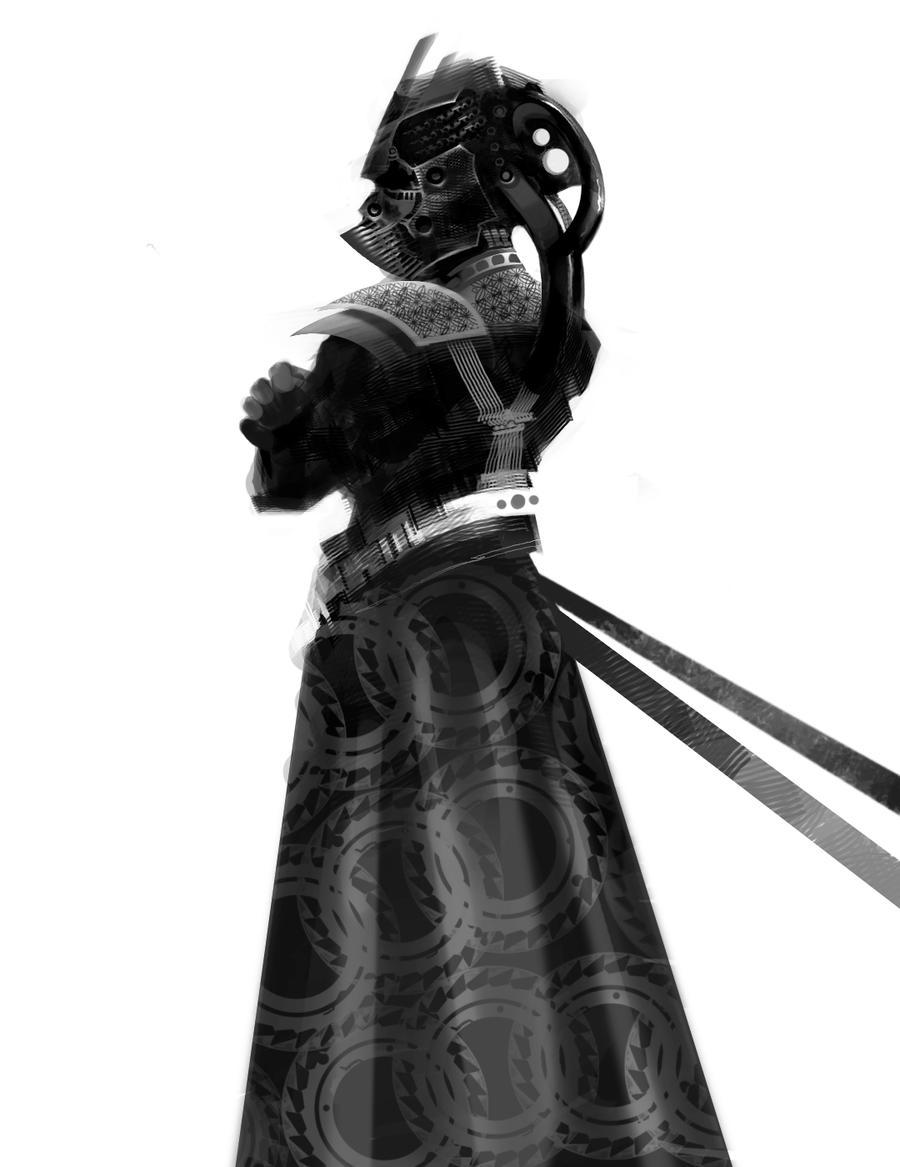 Ronin Swordsman By Nelson808 On Deviantart