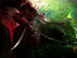 Bugs of Battle by nelson808