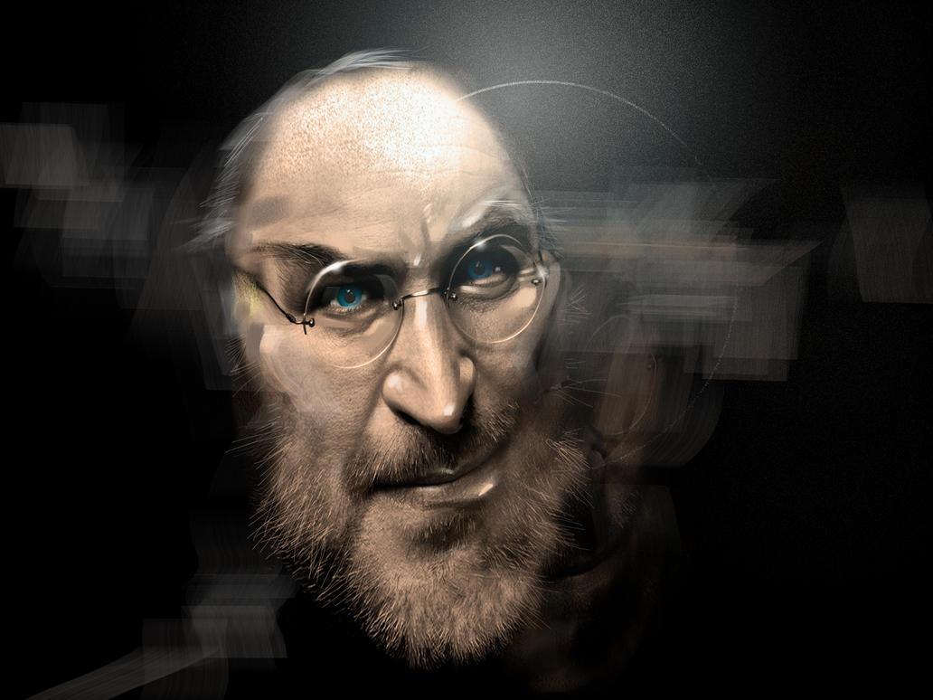 The Elder Steve Jobs by nelson808