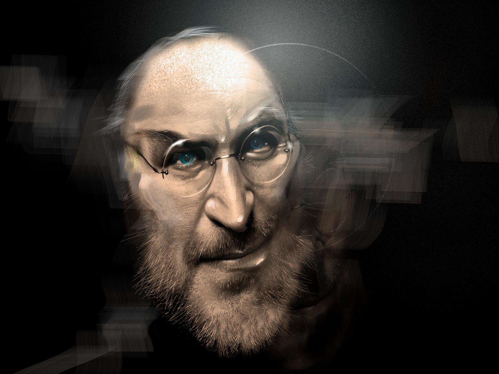 The Elder Steve Jobs by nelson808