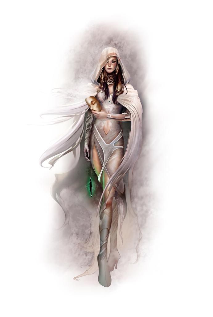 Elf - Iramine by Diana-Martinez