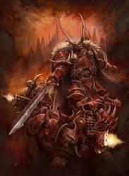 Crimson Slaughter by Diana-Martinez
