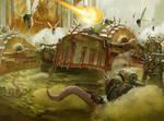 Deathguard Tank