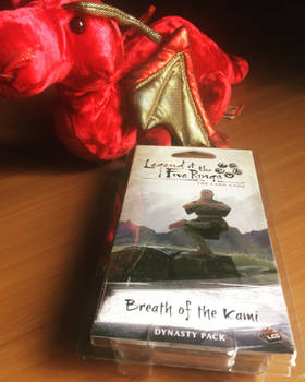 Legend of The Five Rings -  Breath of the Kami