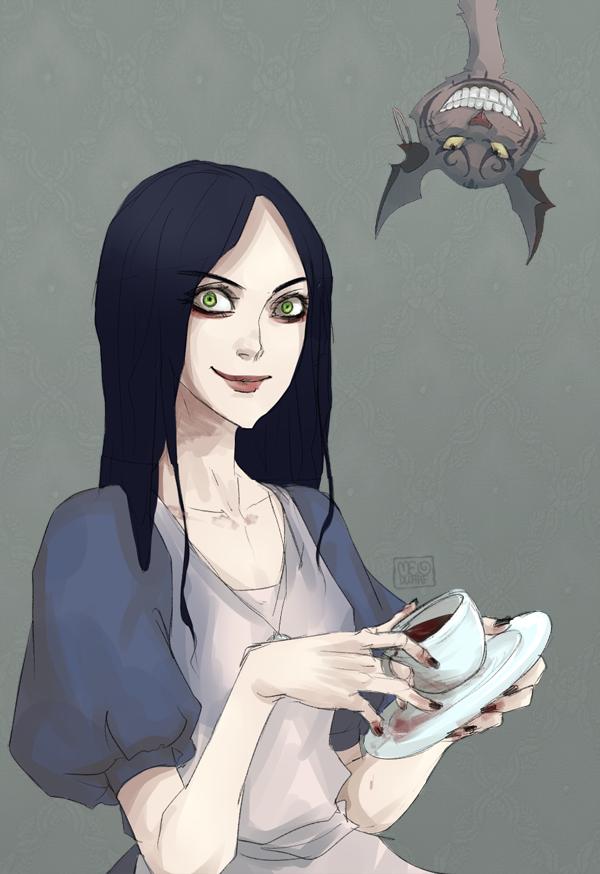 Alice by meodwarf