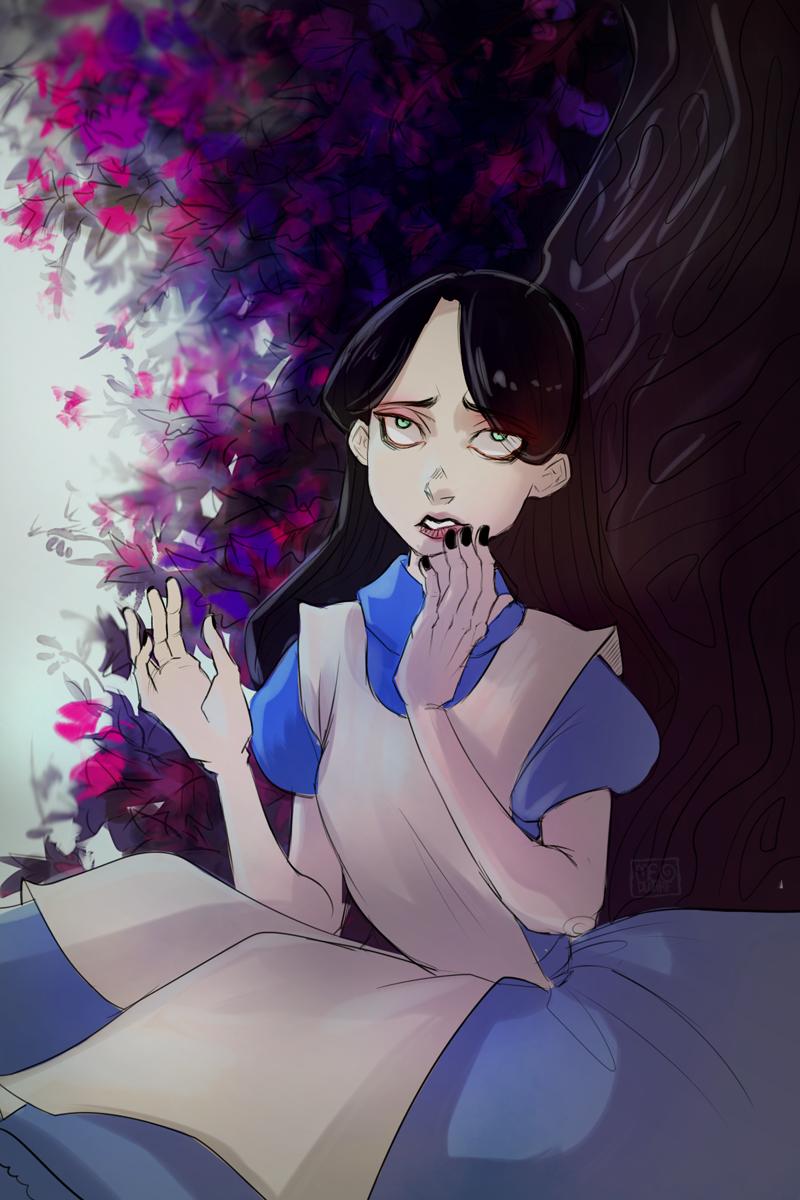 Alice redraw