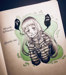 Spooked by Drawkill by Deaki-chan