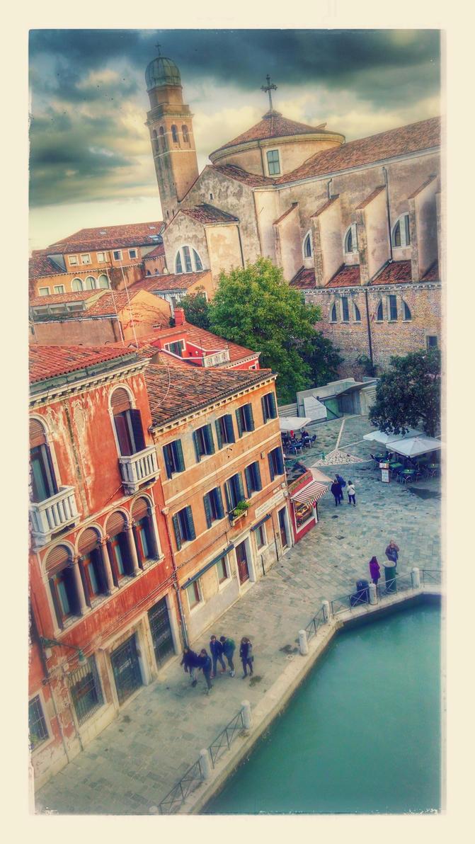 Venice, Italy by dsazor
