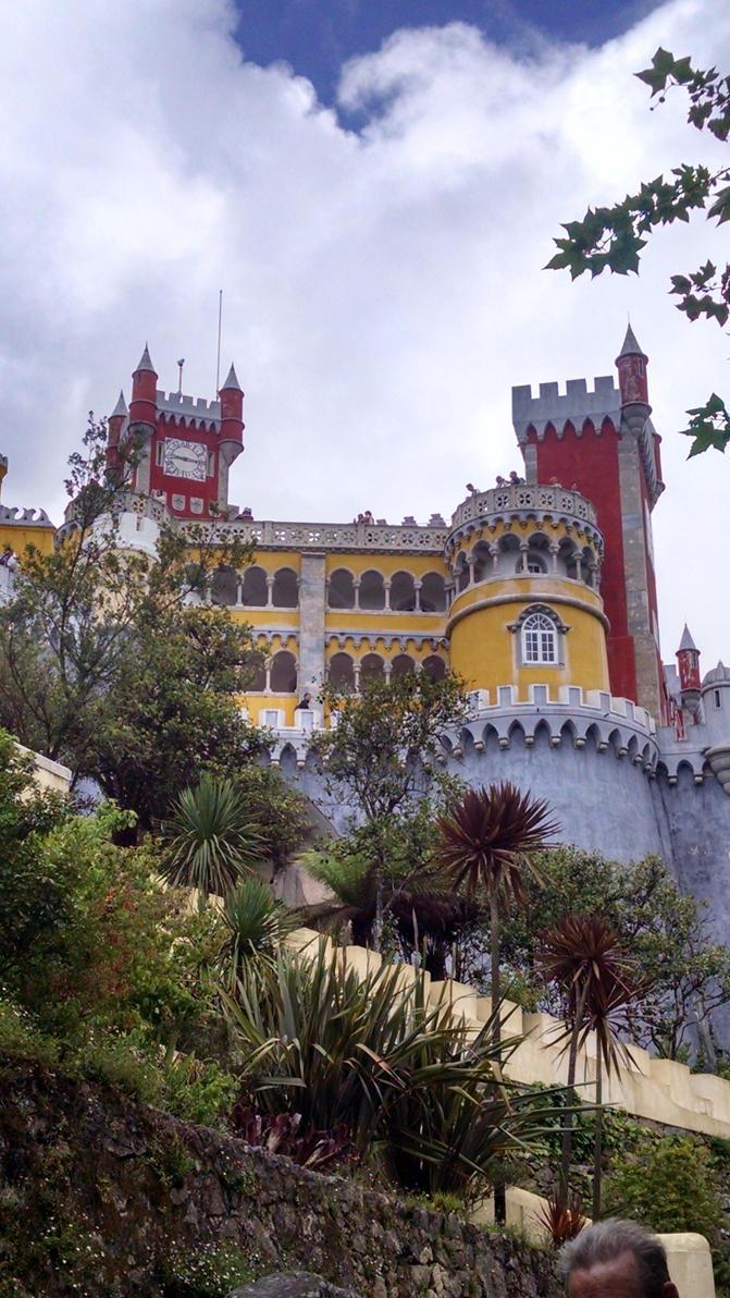 Pena Palace, Sintra, Portugal (2) by dsazor