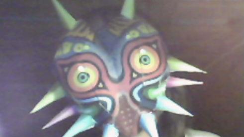 Majora's mask by ConiKirbyKirby