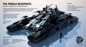 M98A3 Behemoth - REMASTERED