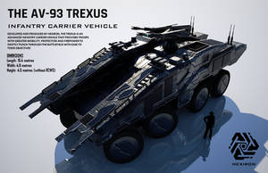 The AV-93 Trexus ICV (FULL HD) by Duskie-06