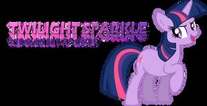 Twilight Sparkle presentation