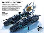 IAT3A1 Catapult Illusive Artillery Tank