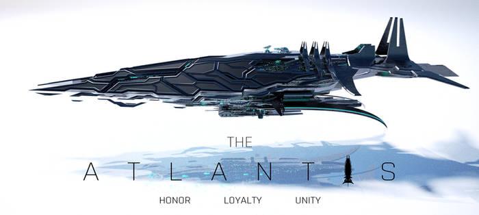 The A-155 Atlantis Dreadnought
