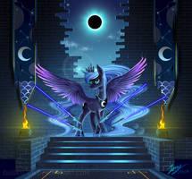 Dark Moon Rising by Duskie-06