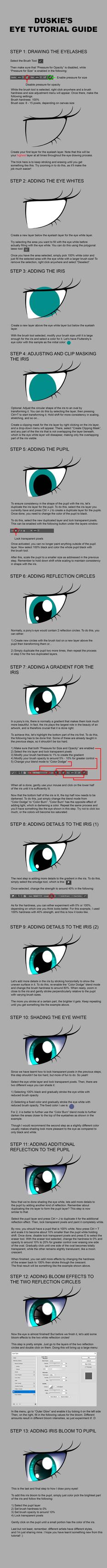 Step by step eye tutorial by Duskie-06