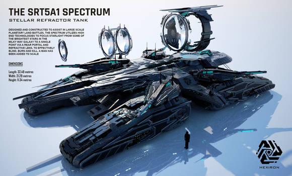 SRT5A1 Spectrum Stellar Refractor Tank (HD)
