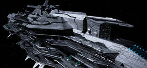 A-196 Apocalypse Assault Supercarrier (WIP 3) by Duskie-06
