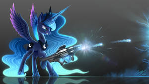 Luna's Shooting Stars
