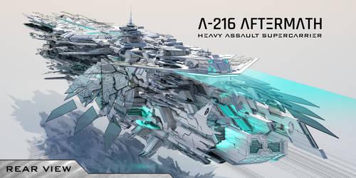 A-216 Aftermath (WIP 12) by Duskie-06