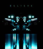 B E L I E V E (Teaser art)