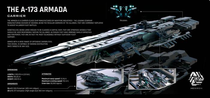 A-173 Armada Carrier