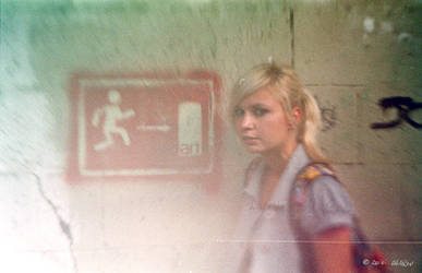 Exit Art by avivi