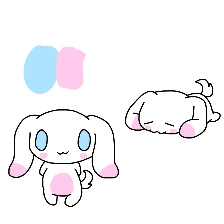 marshmallow by princessmoonstone