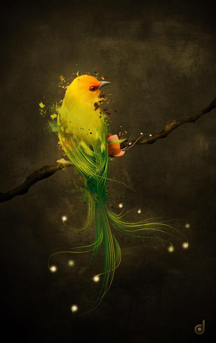 Bird by Danielsnows