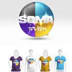 Logo Soma Jovem
