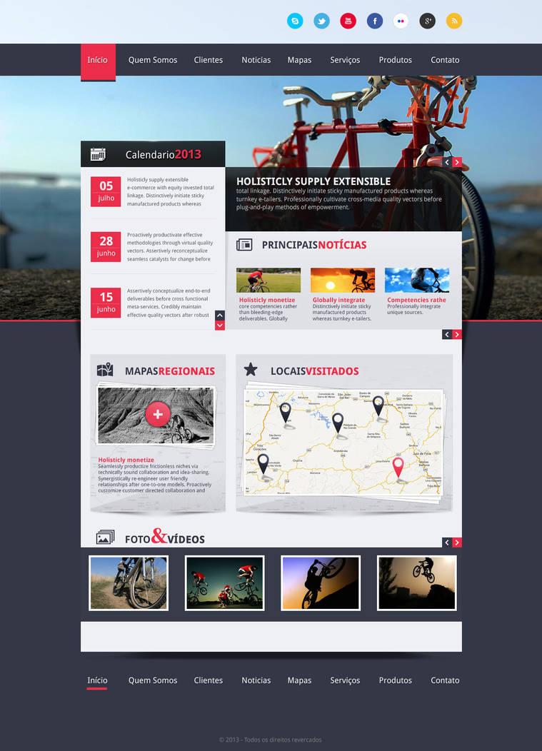 Speed Art - Web Design
