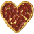 Heart-shaped Pizza - Avatar by ZuSeHeR
